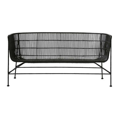 Coon sofa black