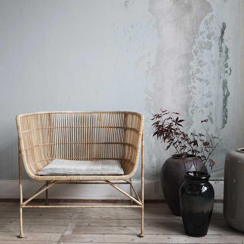 Cuun armchair natural