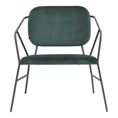 Chaise Klever vert House Doctor