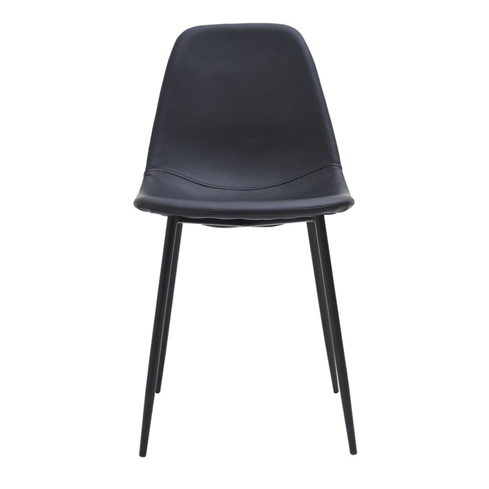 Forms chair black
