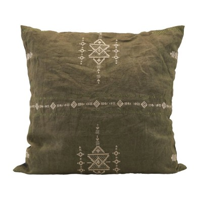Coussin Inka green House Doctor