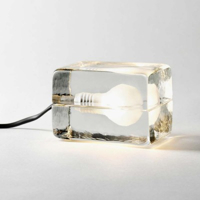 Mini block lamp