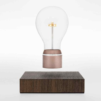 Flyte levitation lamp - Buckminster