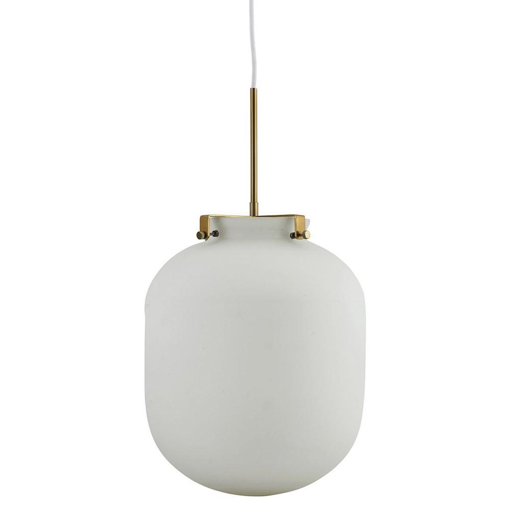 Ball pendant white