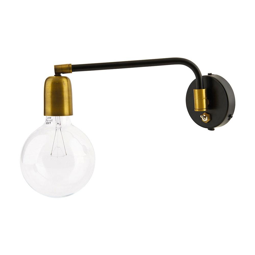 Molecular wall lamp