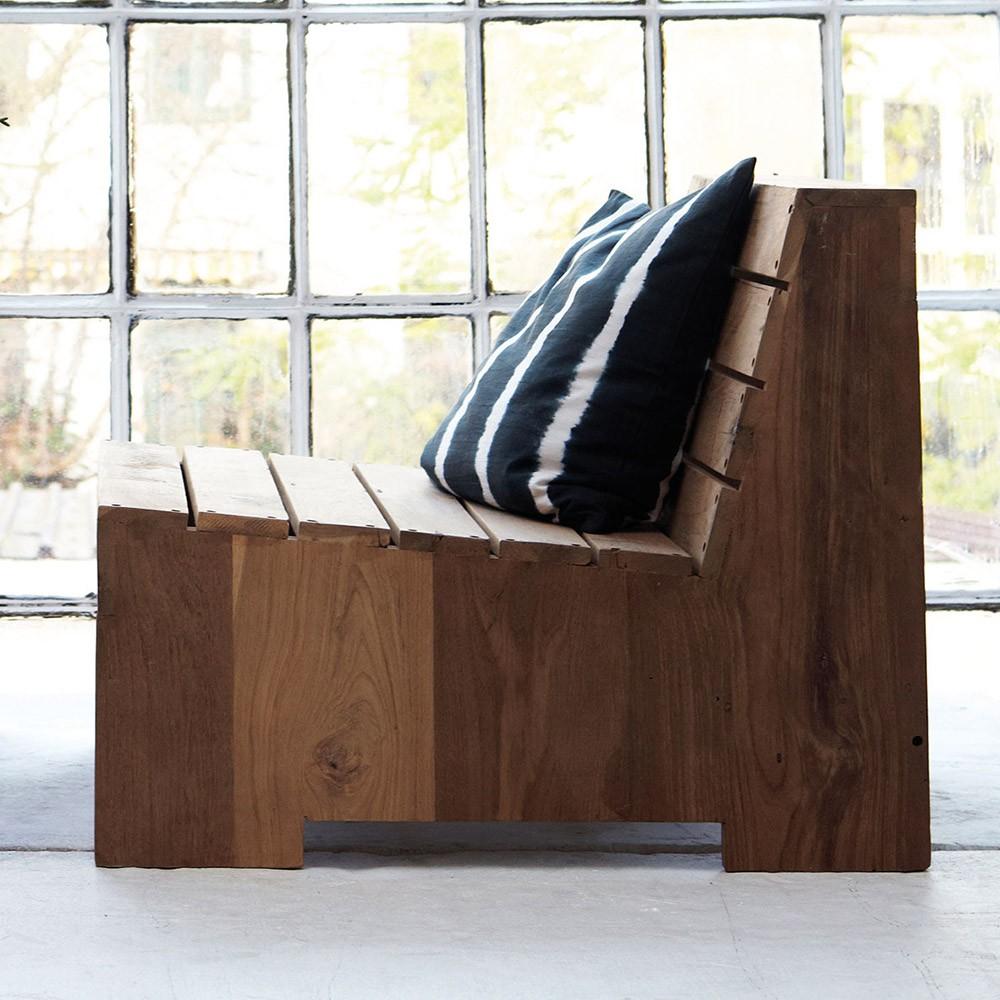 Lounge chair Woodie