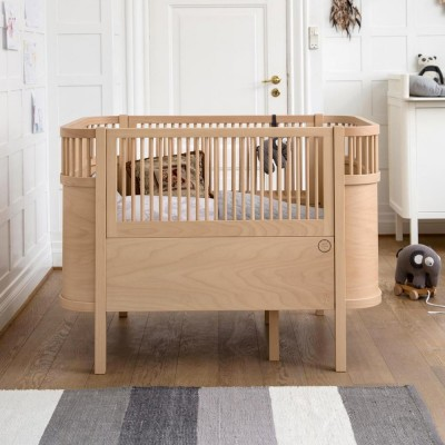 Sebra Cloud bed Wooden edition Sebra