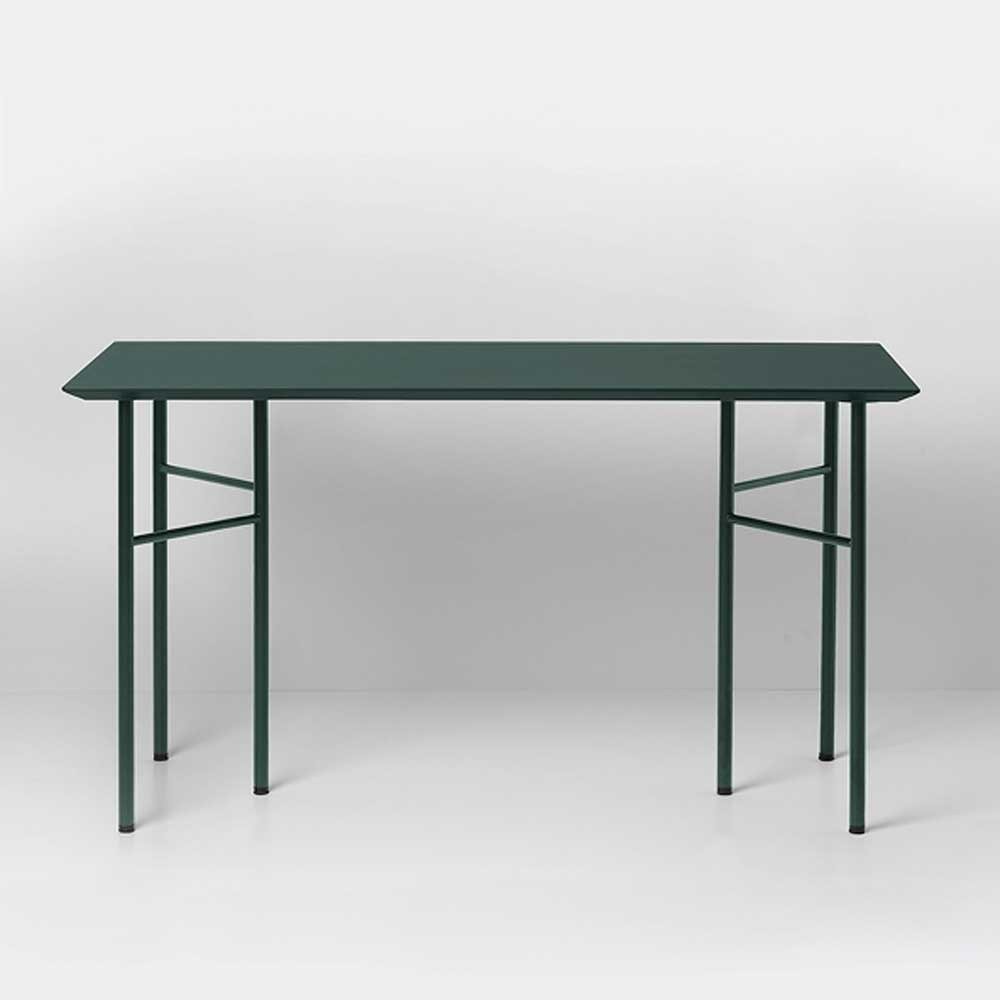 Mingle table green
