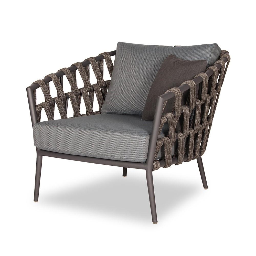 Lounge chair Leo