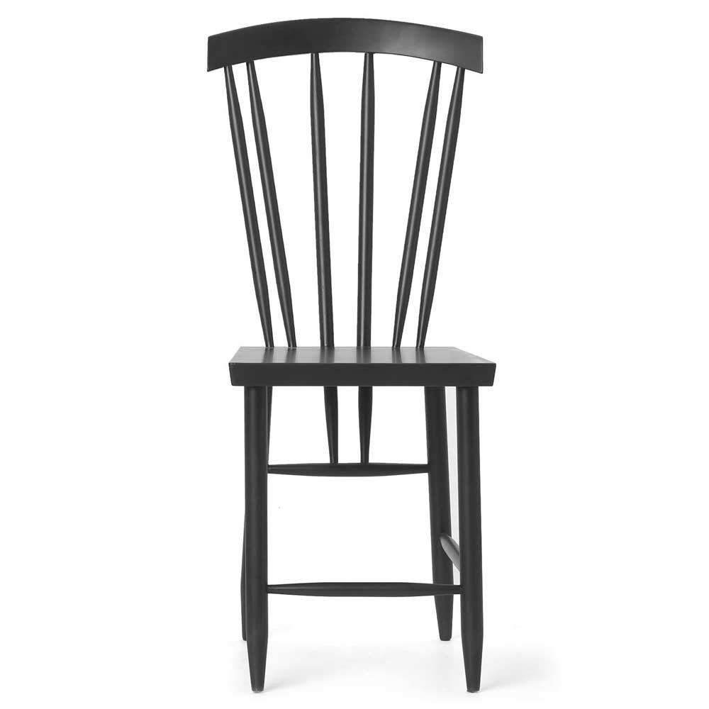 Family chair n°3 black