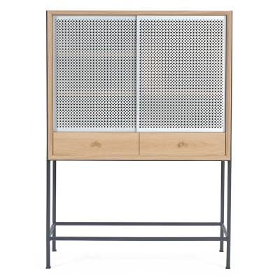 Gabin cabinet light grey