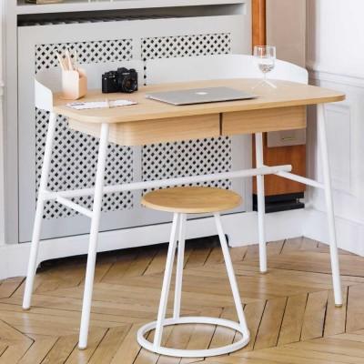 Victor desk white