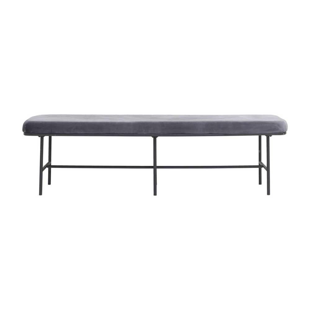 Comma bench grey