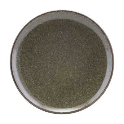 Assiette Lake vert Ø27 cm (lot de 6)