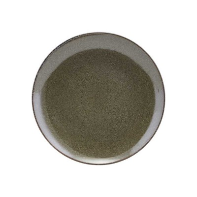 Assiette Lake vert Ø21,4 cm (lot de 6)