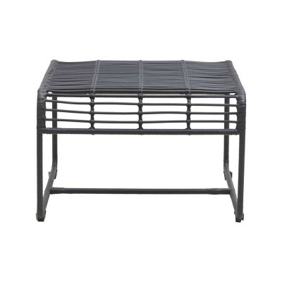 Oluf table black