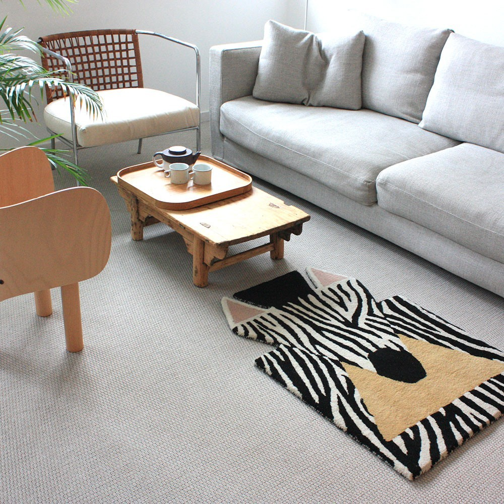 Tapis Zebre Elements Optimal