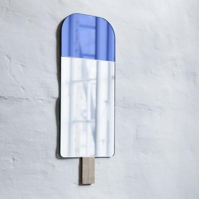 Miroir Ice cream bleu océan Elements optimal