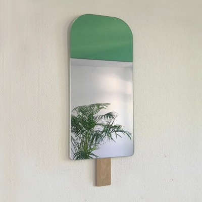 Ice Cream mirror exotic green Elements optimal