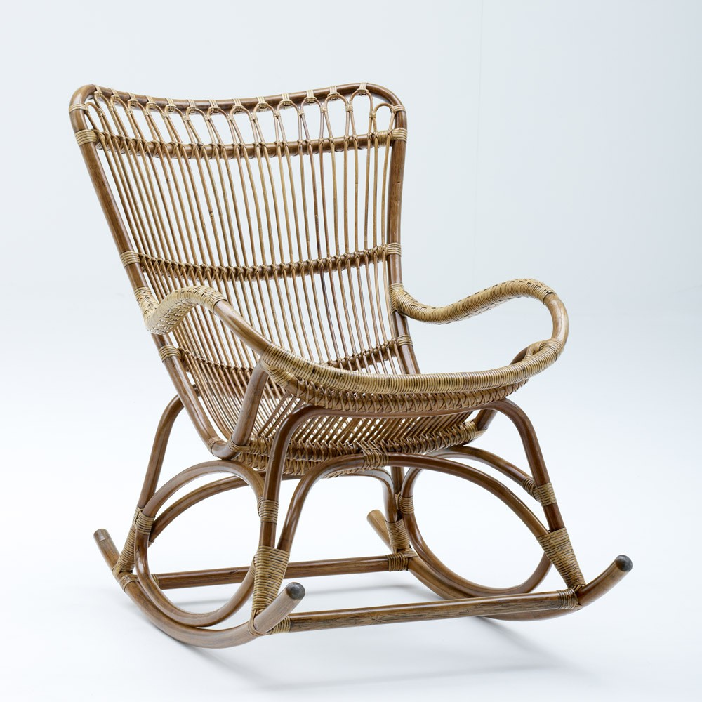 Monet Rocking Chair Antique ...