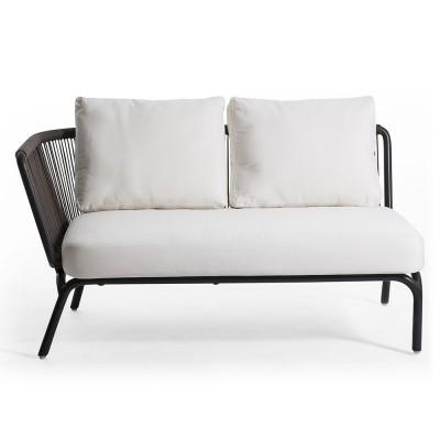 Canapé d'angle Yland Oasiq