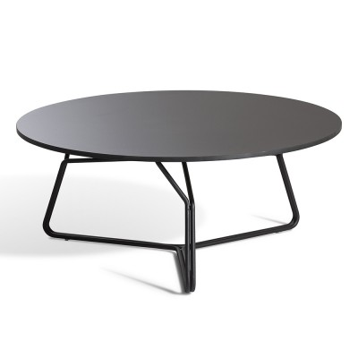 Serac coffee table 85 cm anthracite Oasiq
