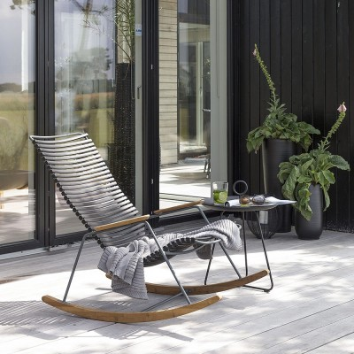 Rocking chair Click black