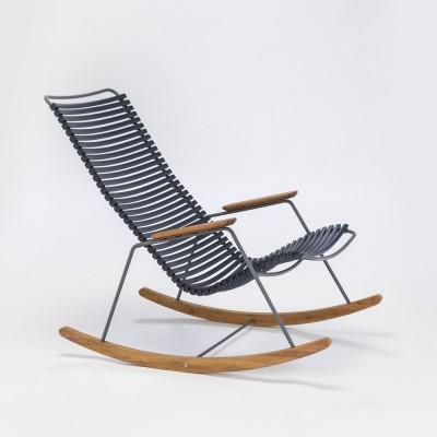 Rocking chair Click bleu foncé
