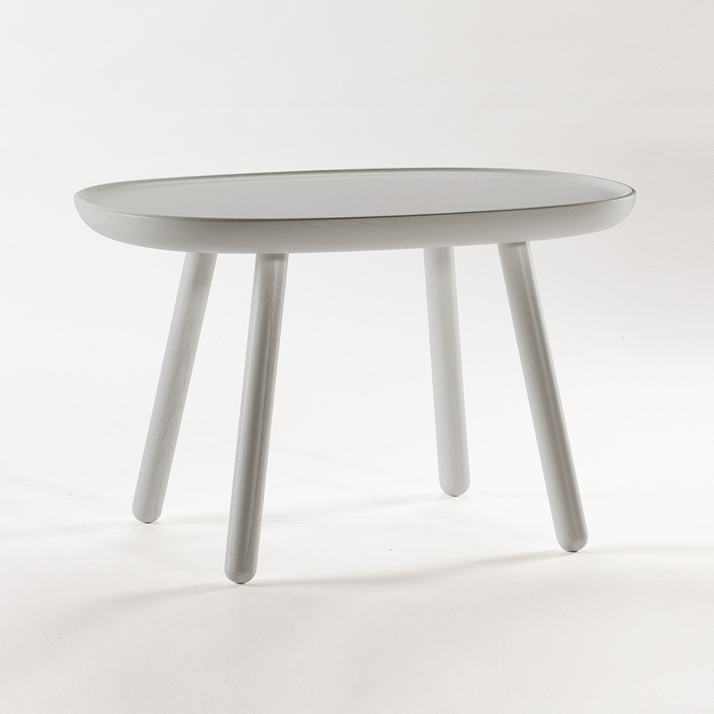 Table d'appoint Naive M gris