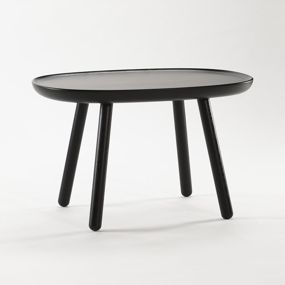 table d 39 appoint naive m noir emko. Black Bedroom Furniture Sets. Home Design Ideas