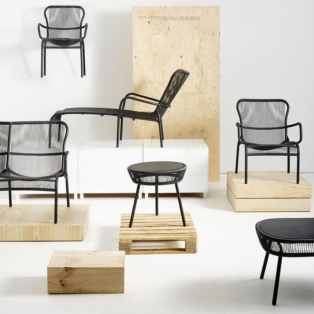 Super Loop Lounge Chair Black Set Of 2 Customarchery Wood Chair Design Ideas Customarcherynet