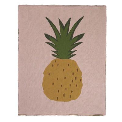 Pineapple blanket Ferm Living