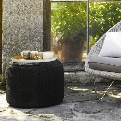 Otto side table charcoal Vincent Sheppard