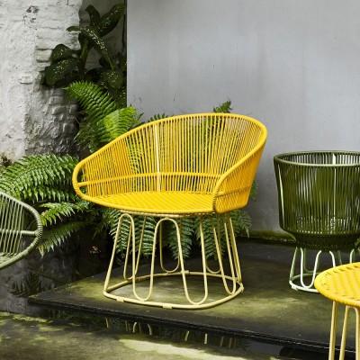 Circo Lounge chair honey/sand
