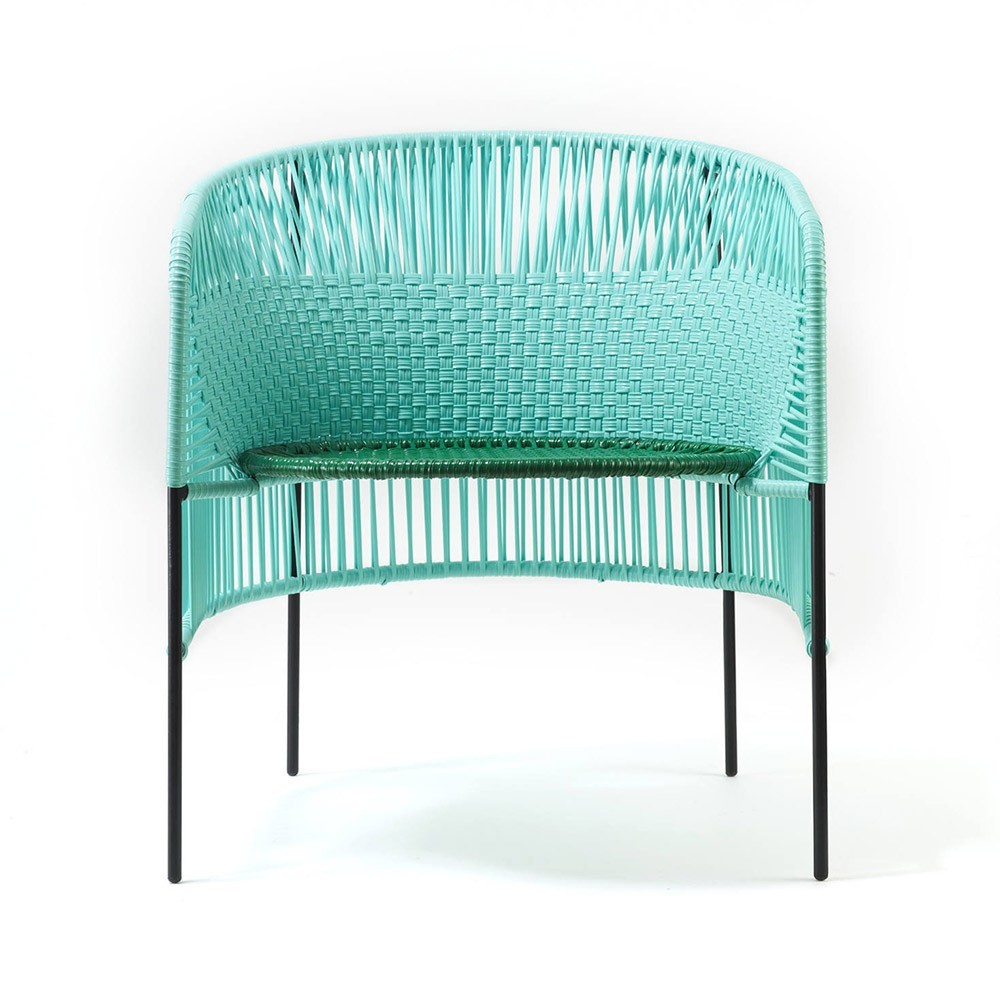 Caribe Lounge Chair Mint/green/black ...