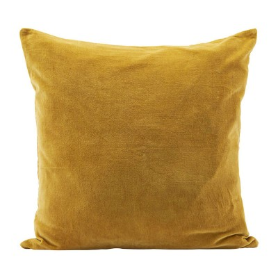 Coussin Velv curry House Doctor