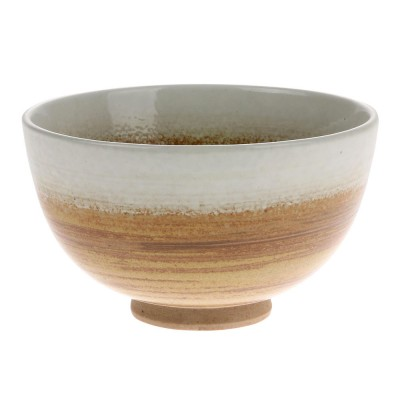 Kyoto bowl brown & white (set of 6)