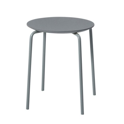 Tabouret Herman dusty blue