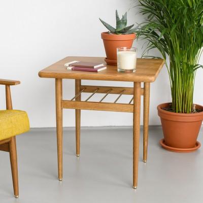 Table basse carrée Fox 366 Concept